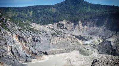 Wisata Gunung Tangkuban Perahu Bandung - Dan Referensi Tempat Menginap