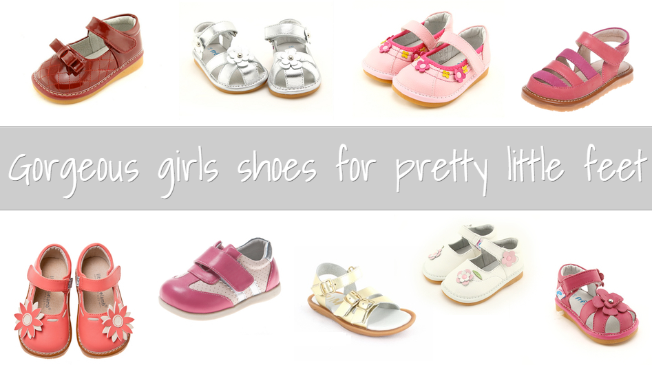 Tiptoe and co girls toddler sandals and mary janes