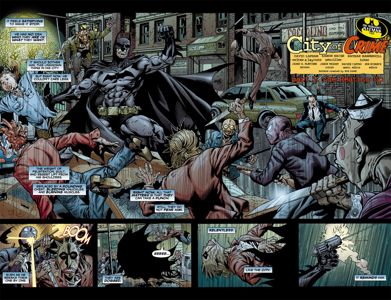 Detective Comics (1937) 805 Page 2