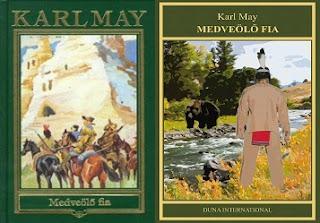 Karl May A Medveölő fia könyv