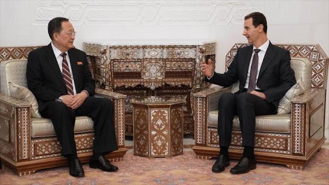 Al-Asad denuncia hostilidad de EEUU hacia países independientes