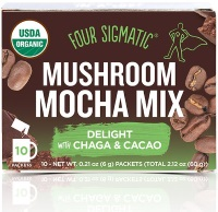 Four Sigmatic Mushroom Mocha With Chaga Coupon