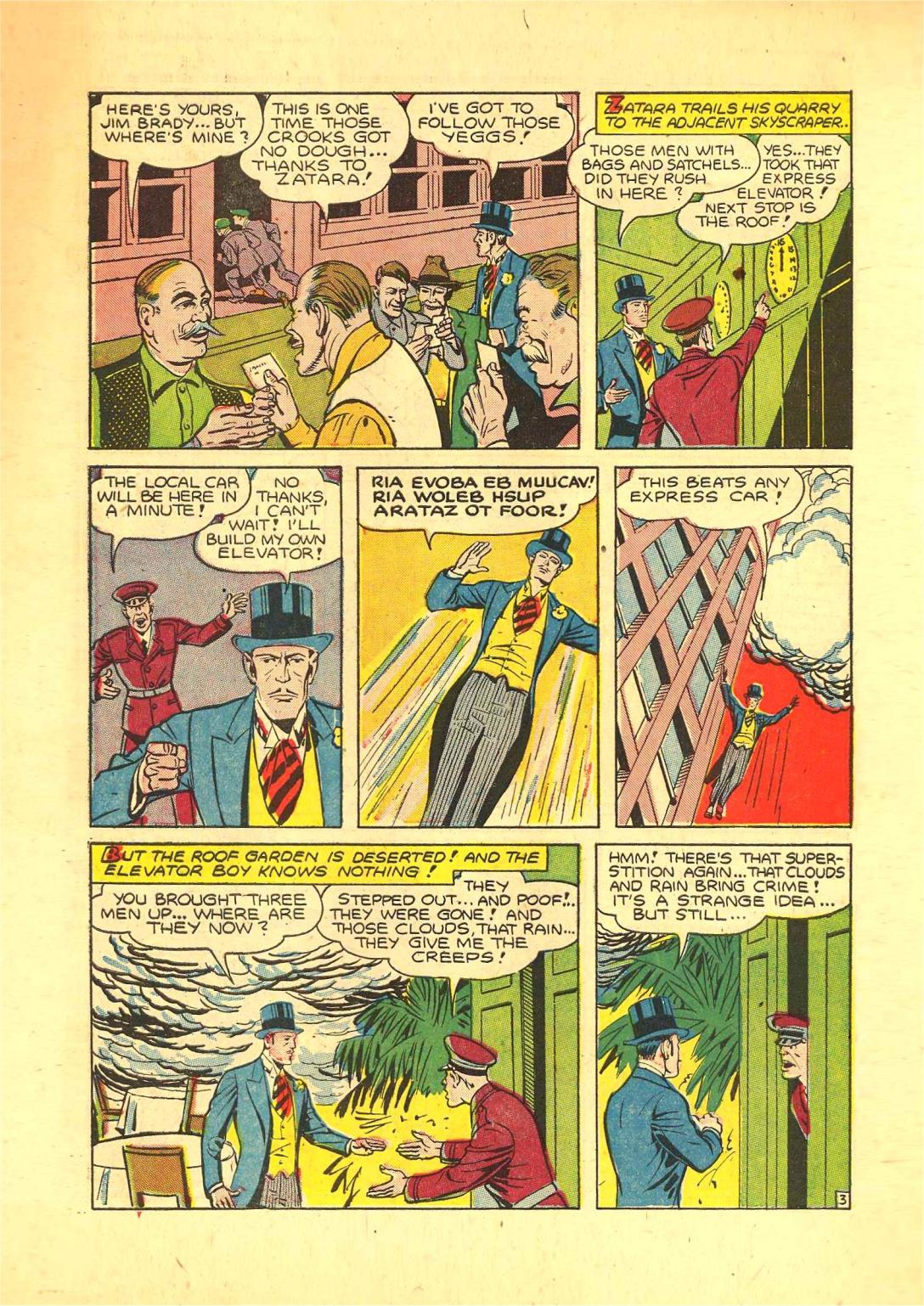 Read online Action Comics (1938) comic -  Issue #70 - 52