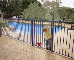 pool safety gate