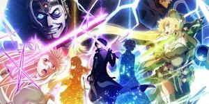 تقرير Sword Art Online Alicization War of Underworld 2 (الموسم الثالث '3-2-2')