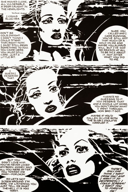 Dwight and Ava in Sin City Volume 2: A Dame to Kill For PDF