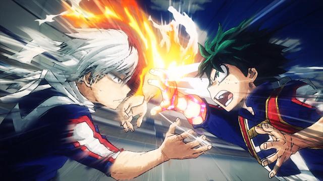 الحلقة الخامسة من Boku no Hero Academia S2 مترجمة