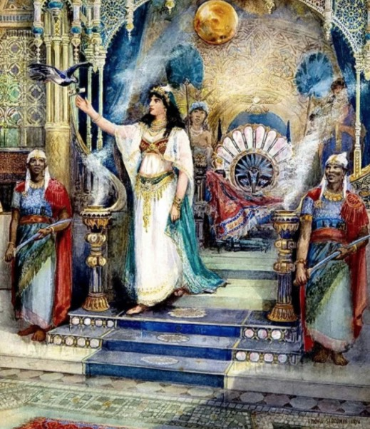 Siapa Sebenarnya Yang Memindahkan Istana Ratu Balqis Di Zaman Nabi Sulaiman?