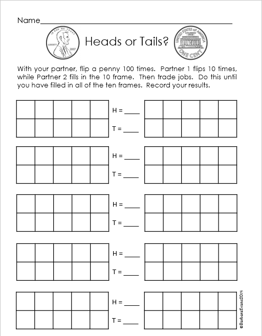 It's About Time, Teachers!: Presidents' Day + Freebie February