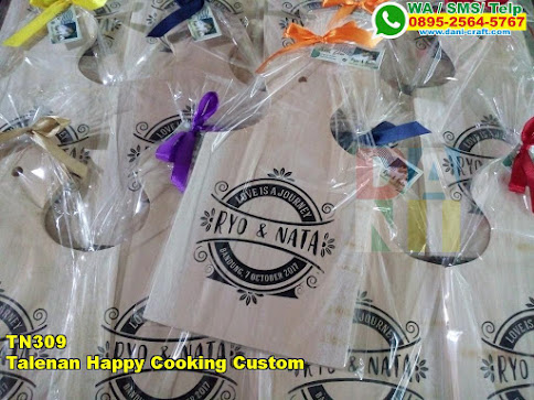 Jual Talenan Happy Cooking Custom