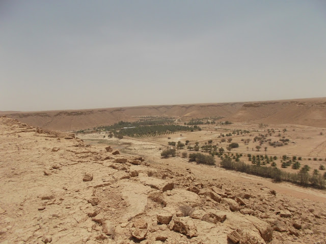Photo #3 Wadi in Molham City Ryiadh Area, Saudi Arabia.
