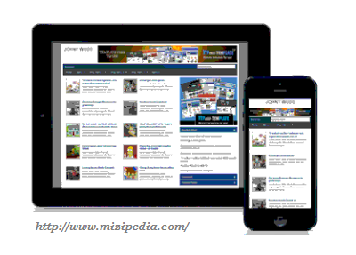 Free Template Johny Wusss Responsive Blogger