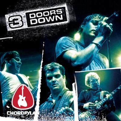 Lirik dan Chord Kunci Gitar Here Without You - 3 Doors Down
