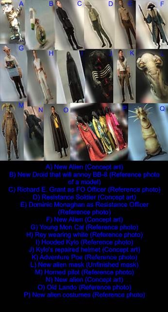 Star Wars 9: Konsep Helm Baru Kylo Ren