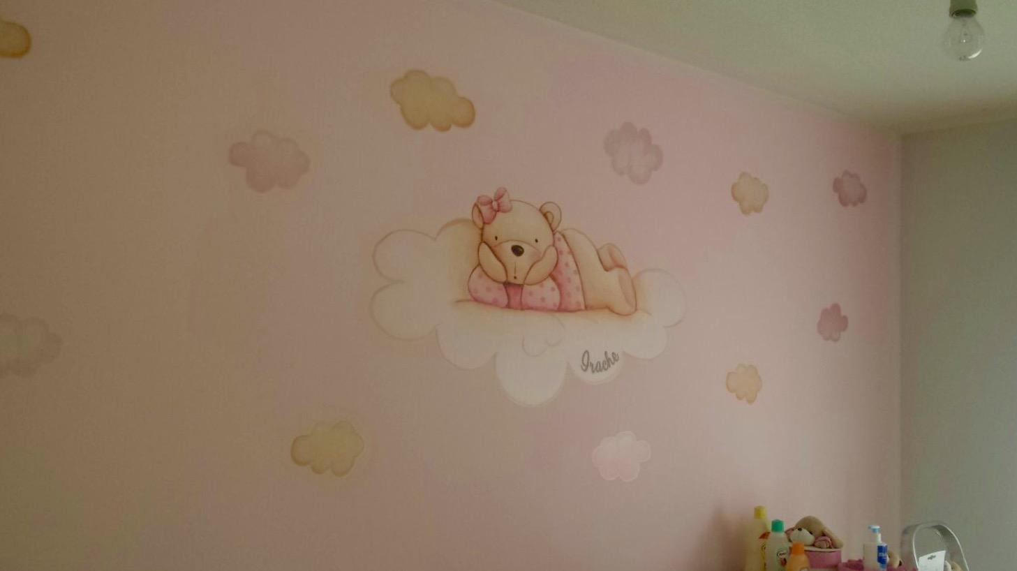 Decopared vinilos para habitaciones de bebes for Vinilos cuartos bebe
