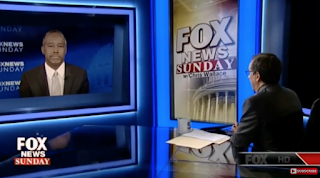 Chris Wallace To Ben Carson: 'Do You Worry That You're Being Used As A Prop For Black Voters?'