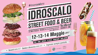 Street Food & Beer Fest 12-13-14 maggio Milano