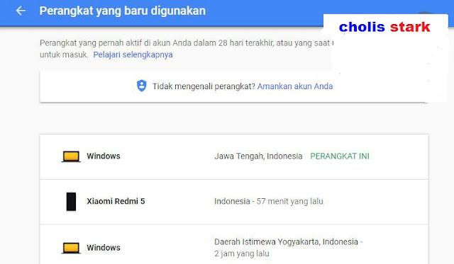 Cara Jitu Menghapus Atau Keluar Dari Akun Gmail Di Android Akhir 2018