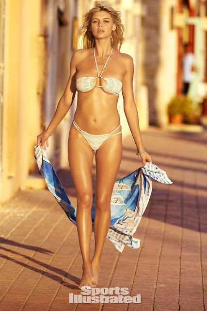 kelly rohrbach si swimsuit