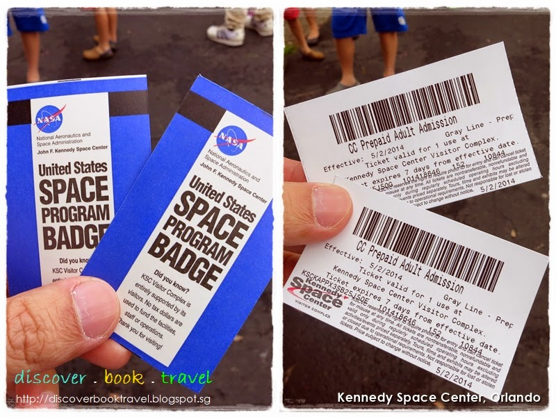 Tickets kennedy space center
