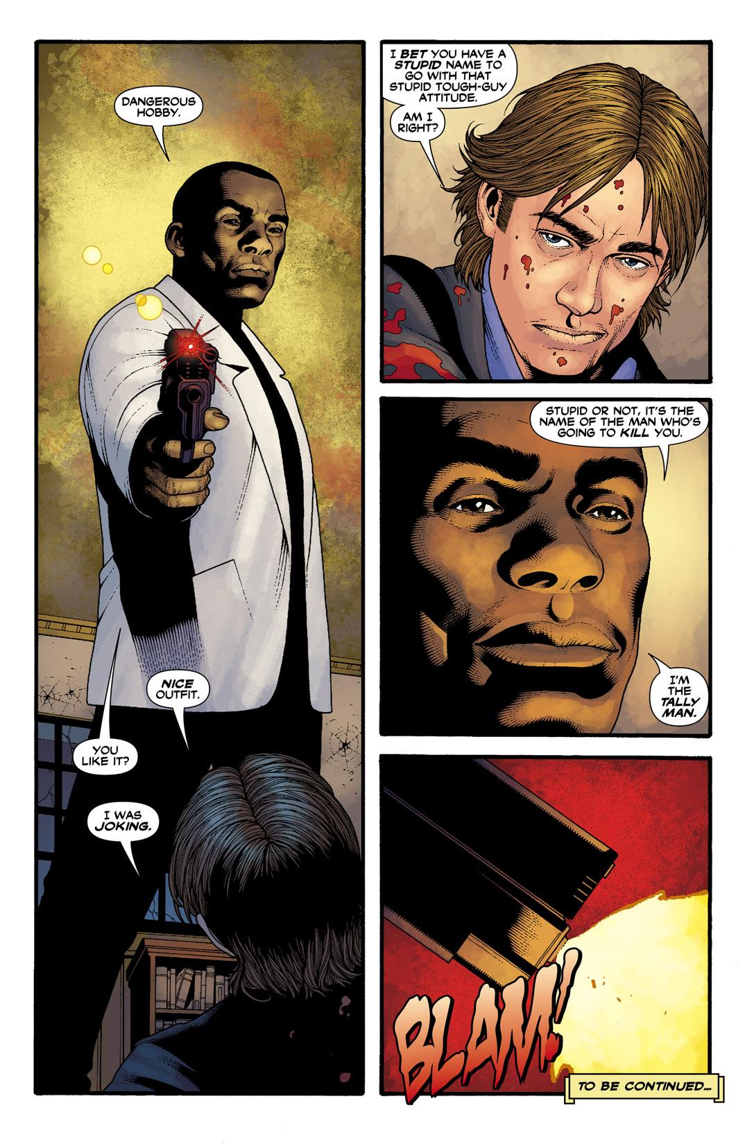 Detective Comics (1937) 819 Page 22