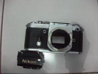 viewfinder F2 asli Nikon