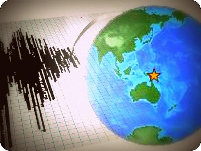 Dua Gempa di Kokopo Tidak Berpotensi Tsunami