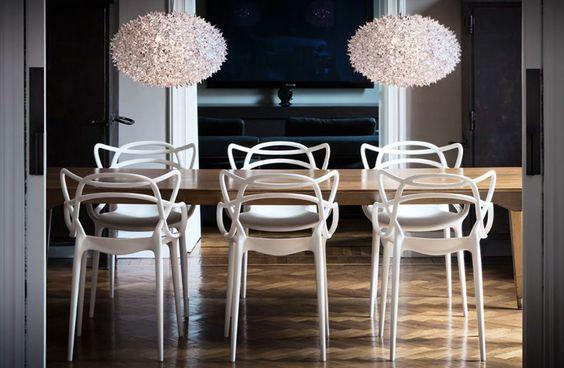 Arredamento e dintorni: illuminazione zona pranzo