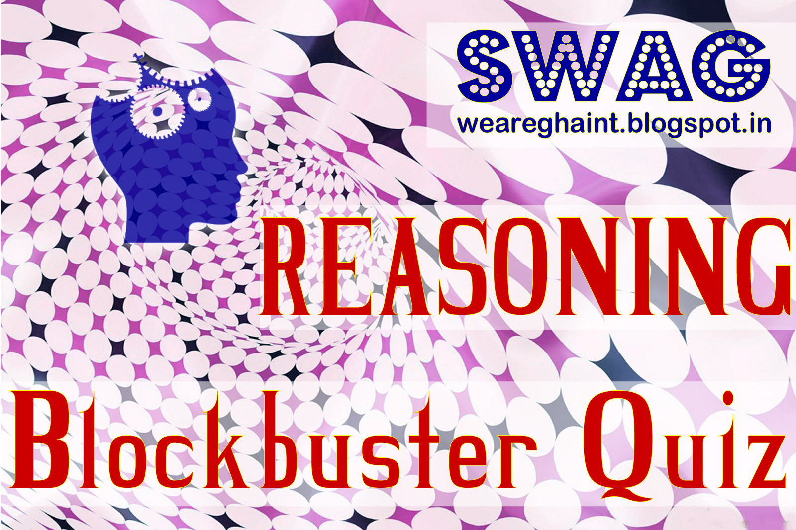 S W A G - Become a Professional: Railway Exam | Reasoning