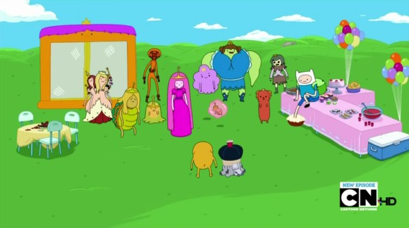 Watch Adventure Time with Finn & Jake Season 5 Episode 21