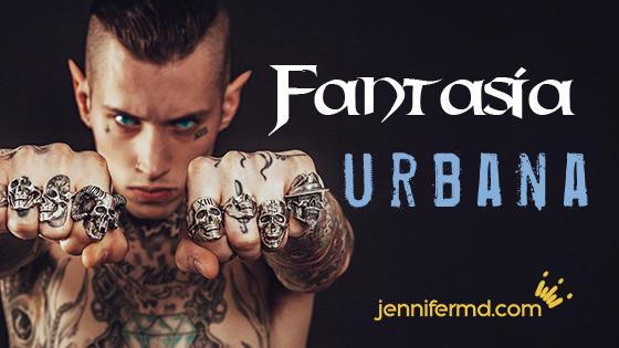 ¿Realmente sabes lo que es la fantasía urbana?