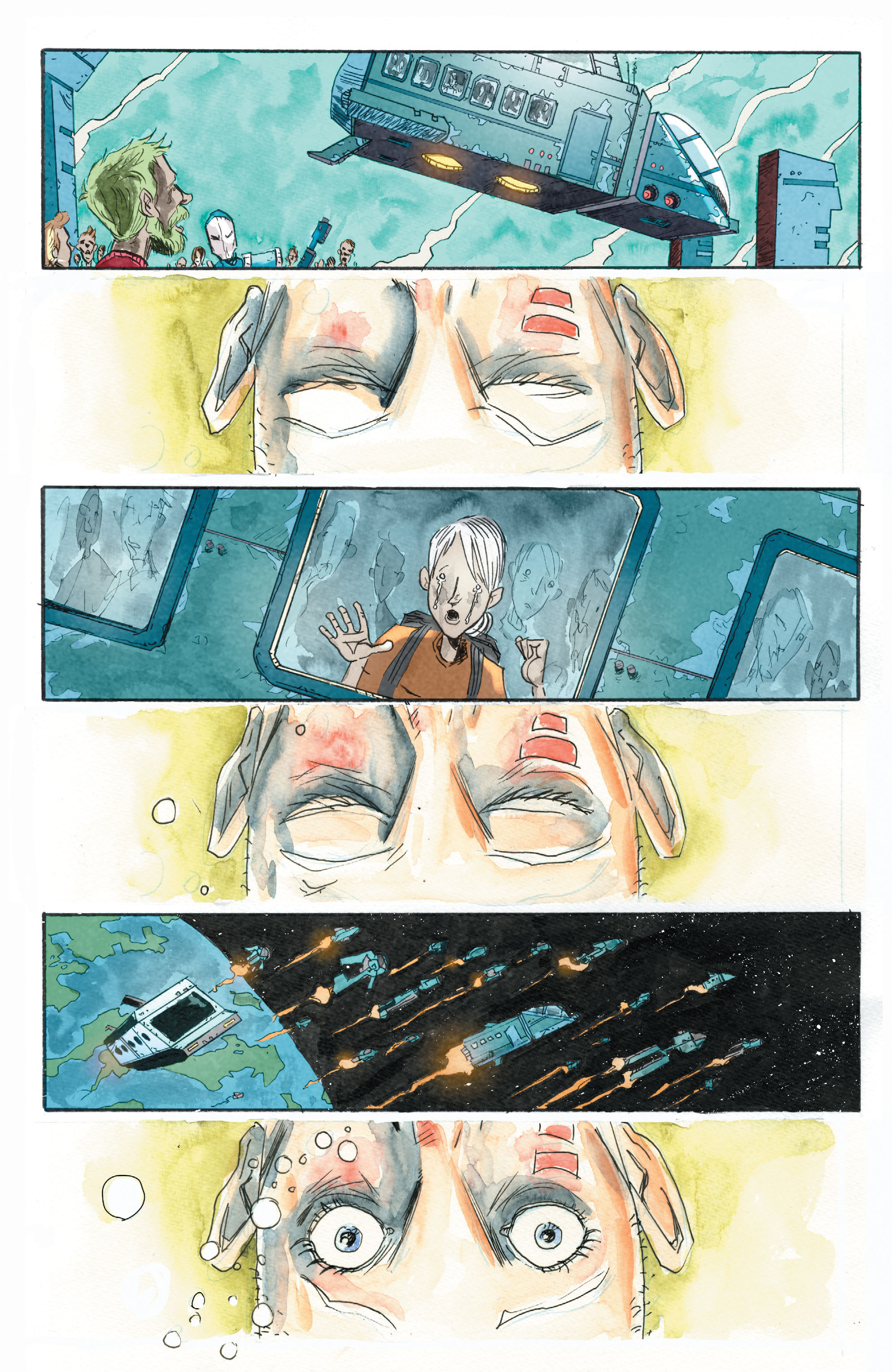 Read online Trillium comic -  Issue # TPB - 58