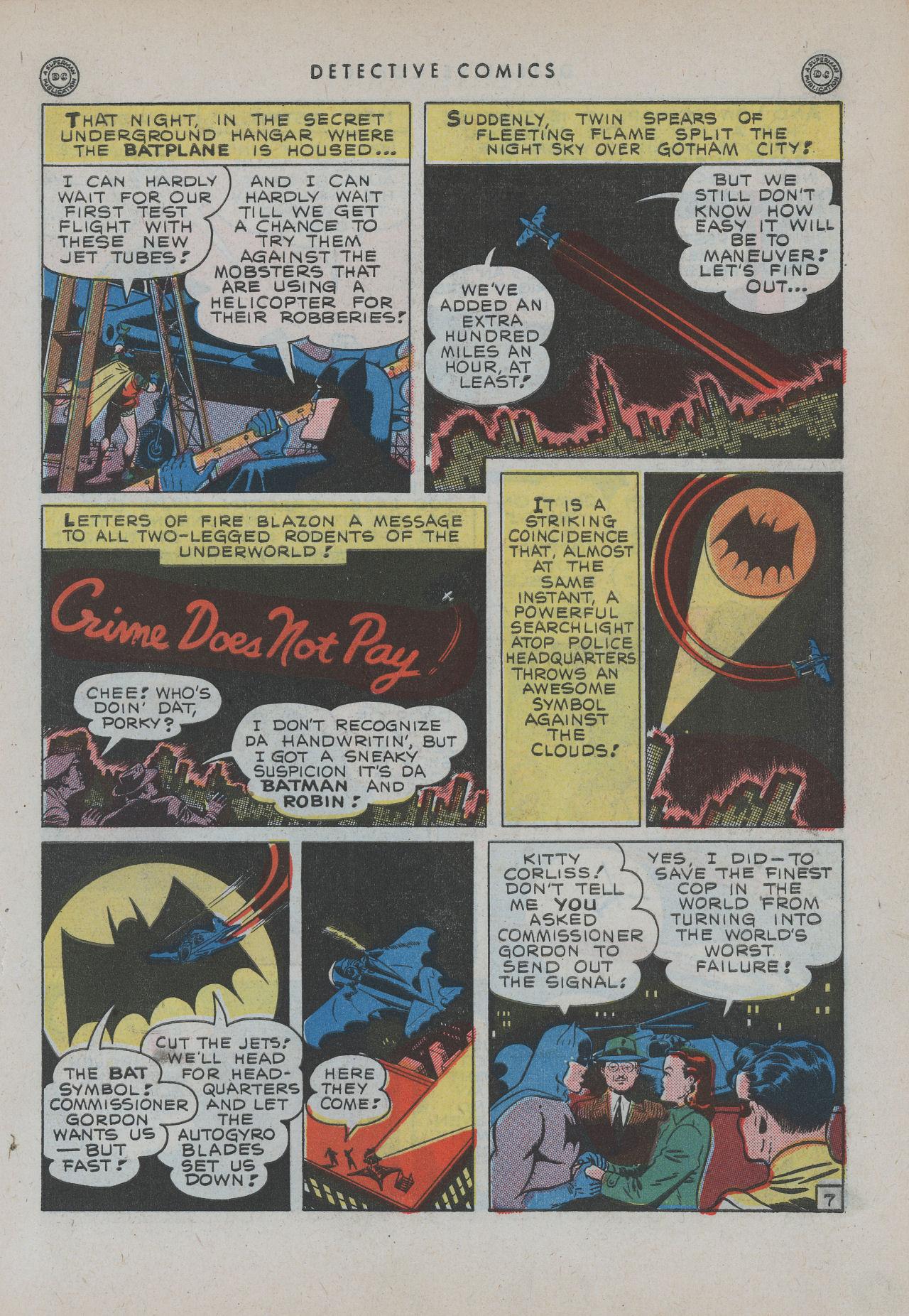 Read online Detective Comics (1937) comic -  Issue #108 - 9
