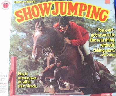 Harvey Smith's Show Jumping