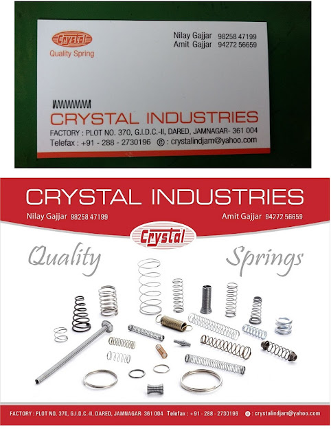 CRYSTAL INDUSTRIES - 9825847199