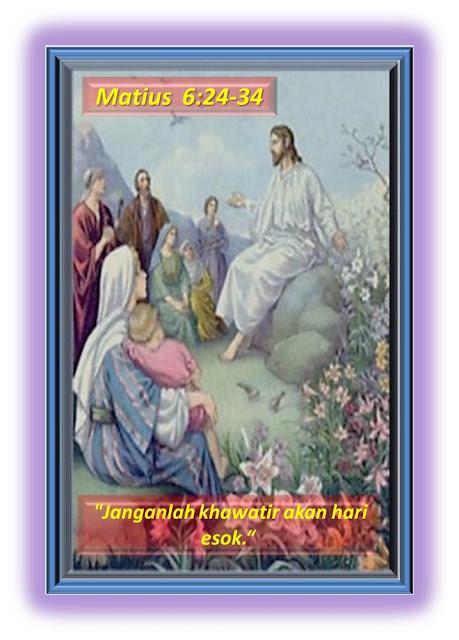 Matius 6:24-34
