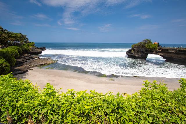 Tempio Tanah Lot-Bali