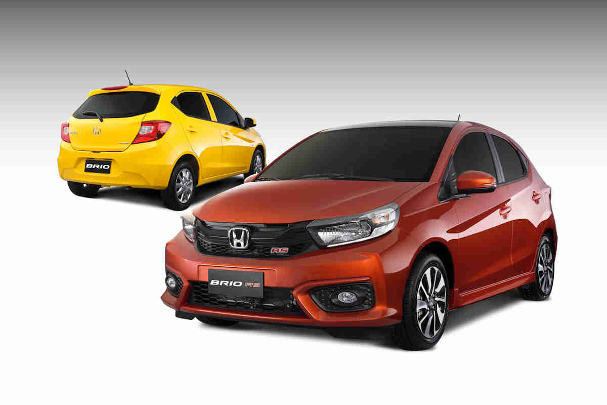 you can drive home a 2019 honda brio for as little as p 28 000