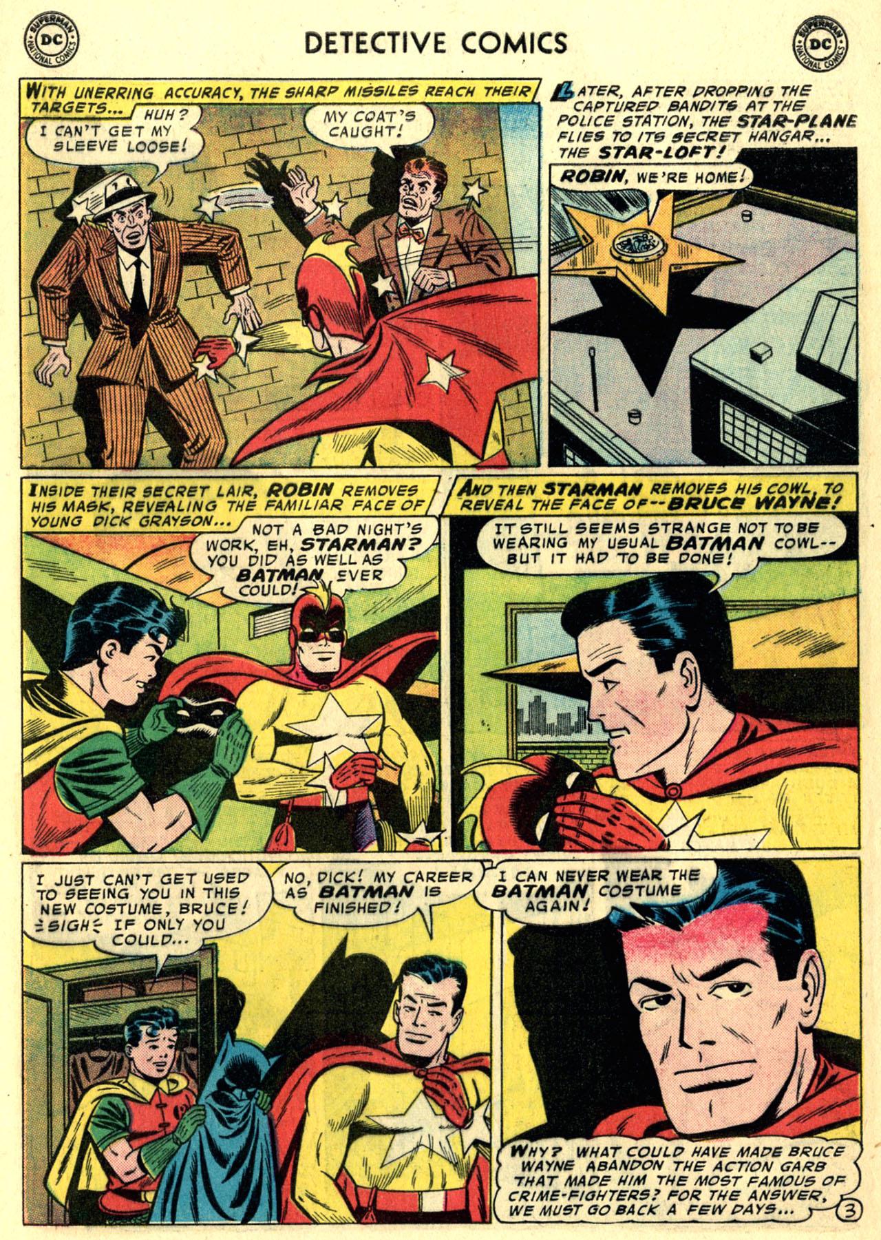 Read online Detective Comics (1937) comic -  Issue #247 - 5