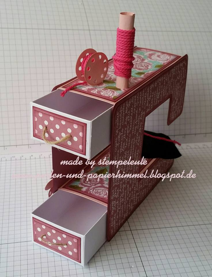 Claudias Creativ Club Die Nahmaschine