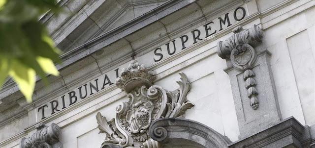 Tribunal Supremo y Derecho procesal