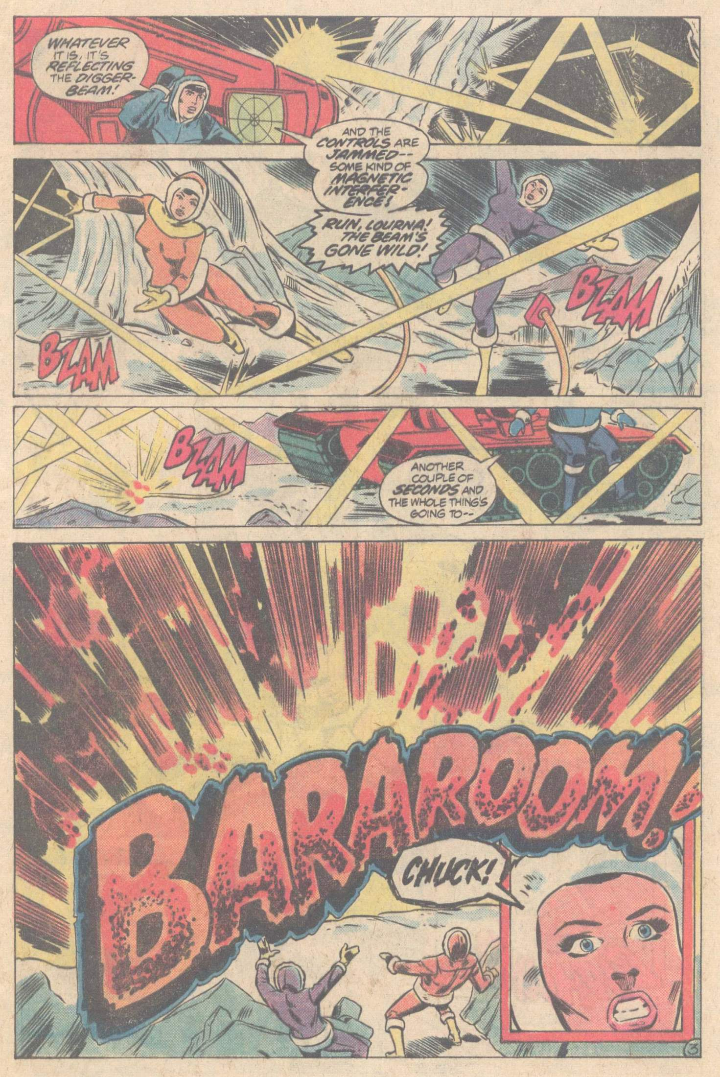 Legion of Super-Heroes (1980) 266 Page 4