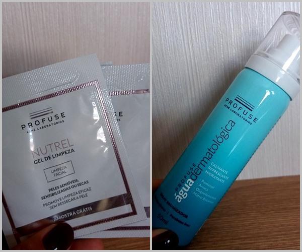 Diário de um peeling: Produtos para a pele sensível