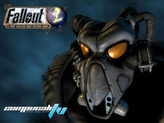 Fallout 2 GOG Classic PC Full