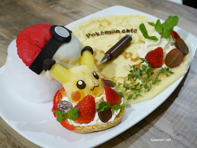 Pokeball Cream Puff - RM34.90
