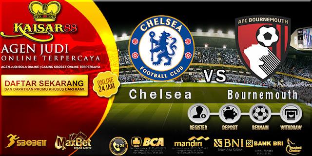 Prediksi Bola Jitu Chelsea vs AFC Bournemouth 1 Februari 2018