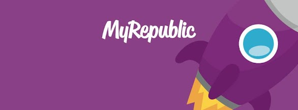 MyRepublic TV Kabel + Internet Super Cepat dan Murah