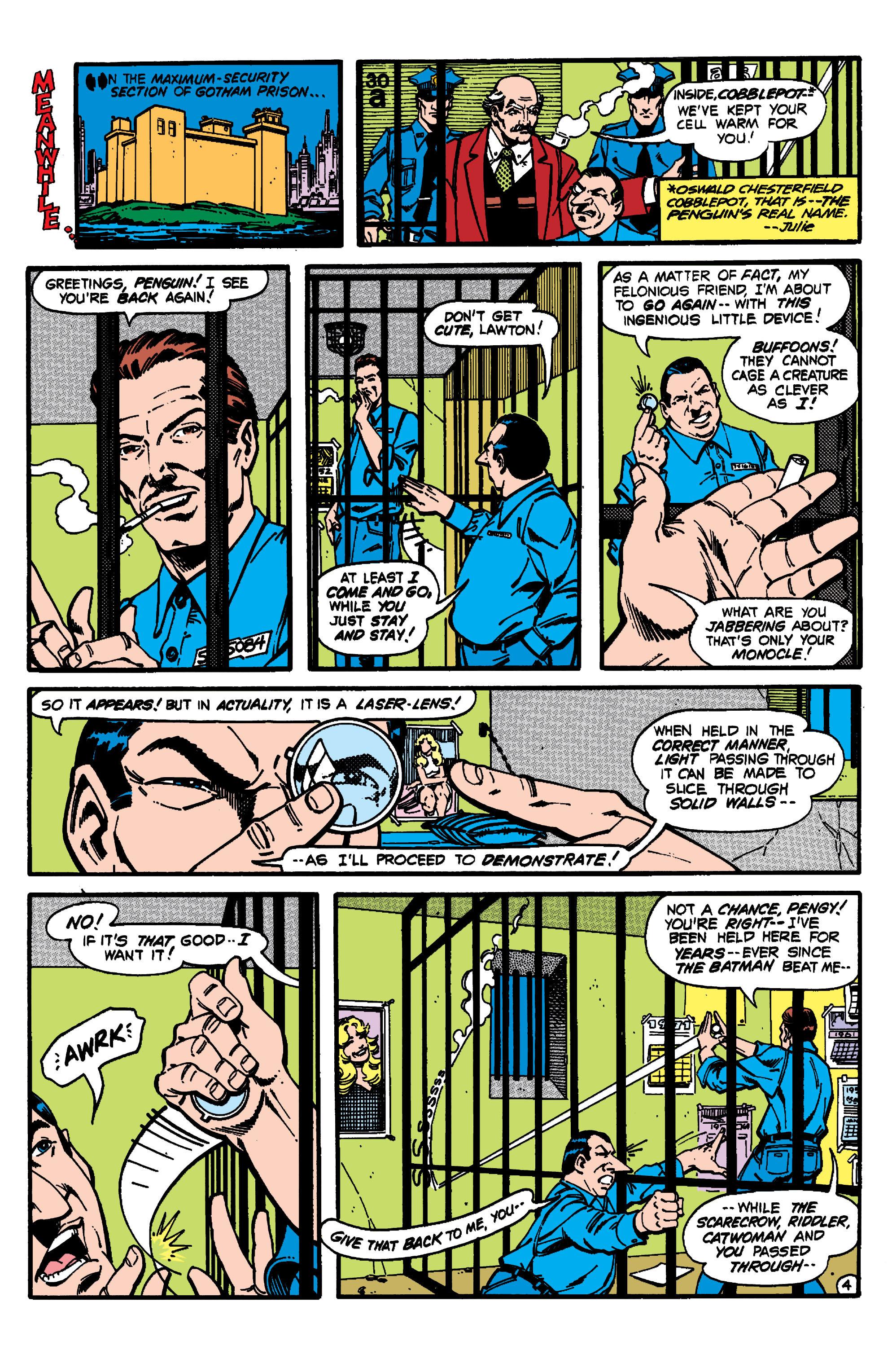 Detective Comics (1937) 474 Page 4