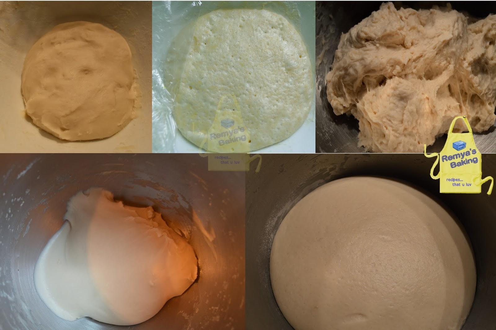 ciabatta loaf recipe