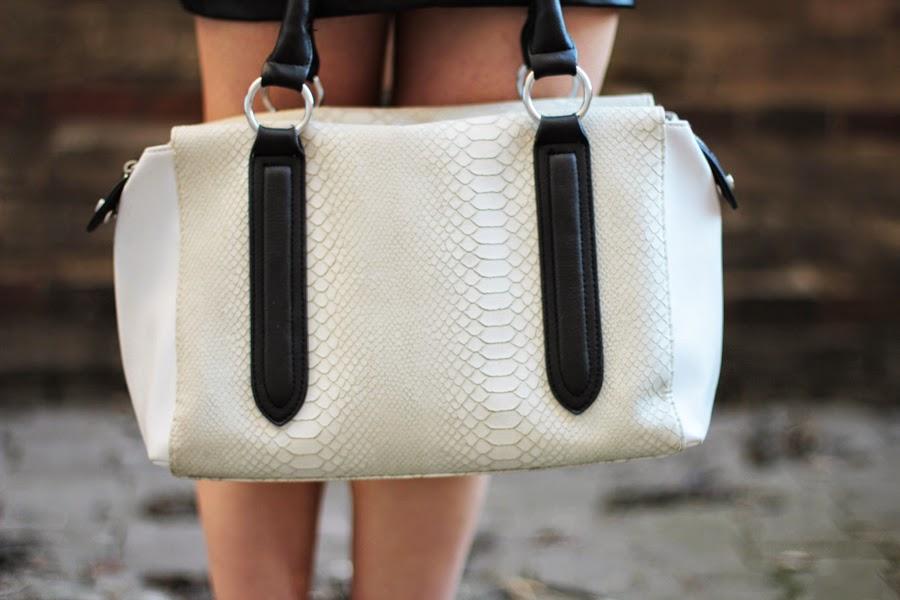 tasche primark london outfit modeblogger